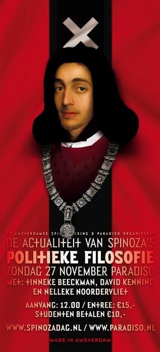 Citaten Spinoza Kring : Spinozadag